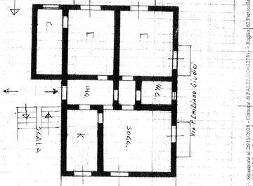 Case in affitto a palermo in zona oreto for Bivani arredati in affitto a palermo