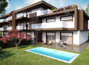 Nuova costruzione in Via Raffaello Sanzio 13 a Trezzano Rosa (MI)