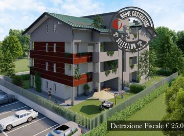 Nuova costruzione in Via Guglielmo Oberdan 18 a Cogliate (MB)