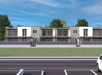 Nuova costruzione in Via Carso a Rovellasca (CO)
