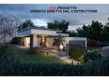 Nuova costruzione in Via Monterubiano 29 a Veniano (CO)