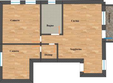 Appartamento a Possagno su Casa.it