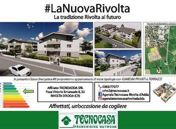 Nuova costruzione a Rivolta d'Adda (CR)