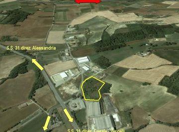 Terreno industriale in Strada Statale del Monferrato a San Salvatore Monferrato su Casa.it