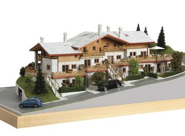 Appartamento in Via LES GOLETTES 54 a Courmayeur su Casa.it