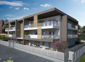 Nuova costruzione in Via Giovanni Pascoli a Lallio (BG)