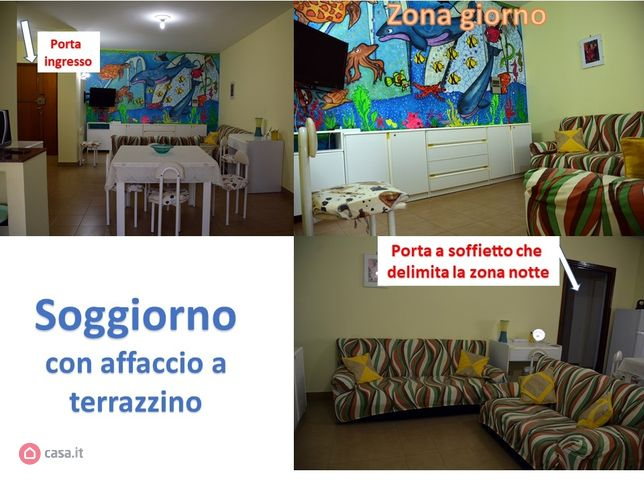 Appartamento in vendita via Spadolini 8, Vieste