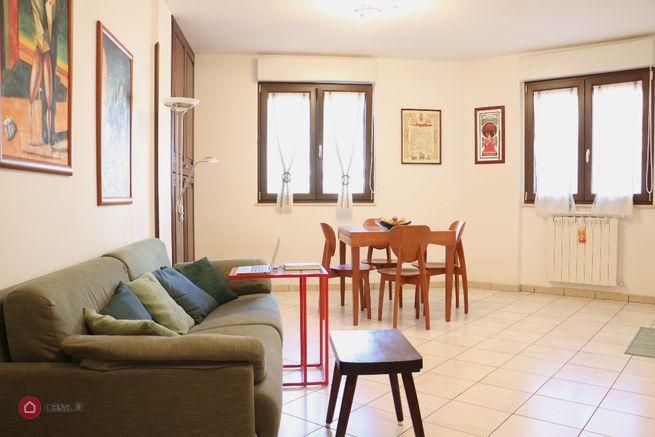 Appartamento in vendita via Porta Napoli, Castel di Sangro