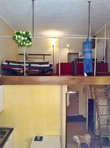Appartamento in affitto a torino via amerigo vespucci 4 for Appartamento design torino affitto