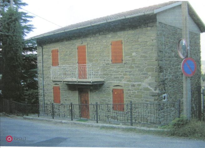 Casa indipendente in vendita via molini 17, Verghereto