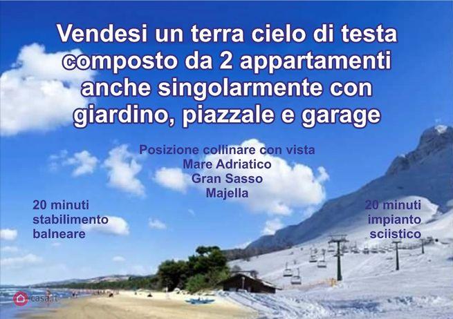 Villetta a schiera in vendita Via Colle Pagnotto, Fara Filiorum Petri