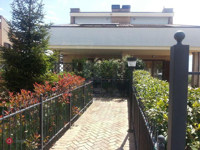Villa in vendita via Aniello Polsi 44, Pineto