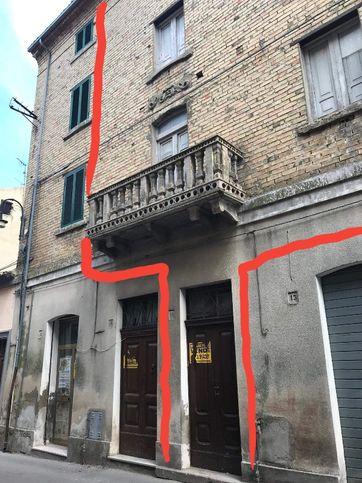 Terratetto/terracielo in vendita Corso de riseis 11, Scerni
