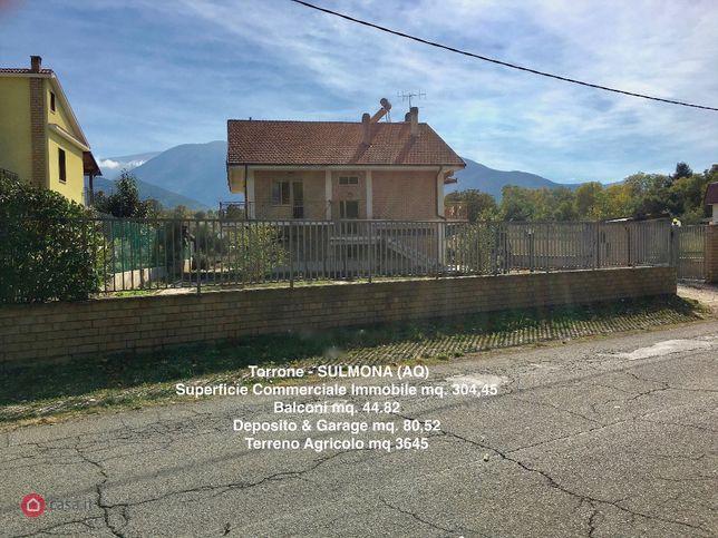 Villa in vendita torrone 53, Sulmona