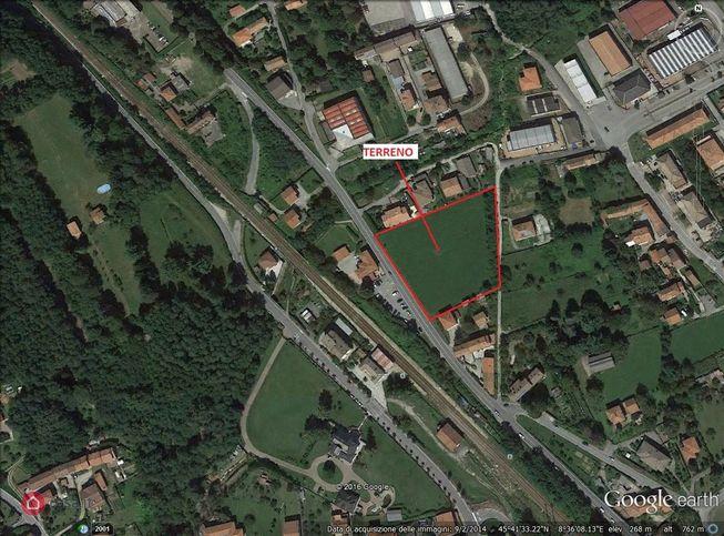 Terreno industriale in vendita Borgo Ticino