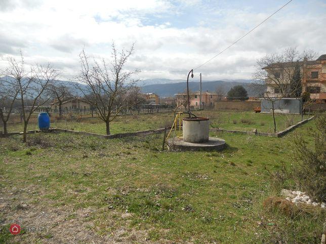 Terreno edificabile in vendita Avezzano